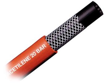 Žarna dujoms Fitt Refittex Acetilene, Ø8 x 15 mm, 50 m