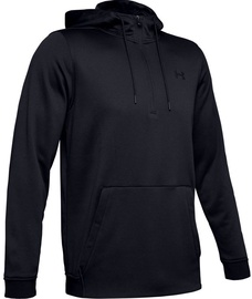 Under Armour Mens Fleece Hoodie 1329808-002 Black XL