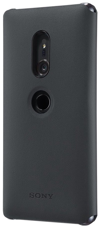 Sony Style Stand Cover For Sony Xperia XZ2 Black