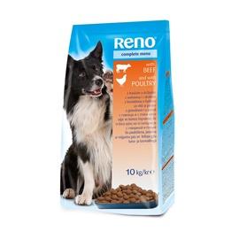 Sausas ėdalas šunims Reno, su jautiena ir vištiena, 10 kg
