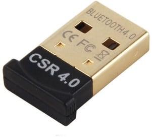 RoGer Mini Bluetooth 4.0 USB Adapter Black