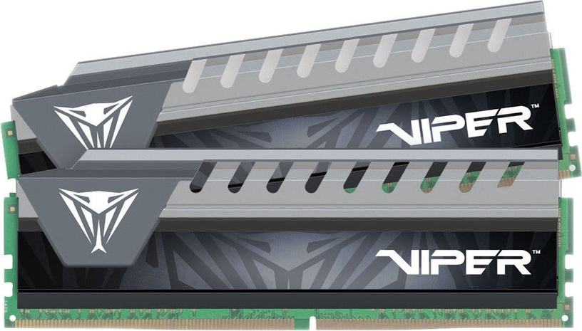Patriot Viper Elite Series 8GB 2133MHz CL14 DDR4 KIT OF 2 PVE48G213C4KGY