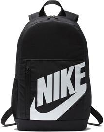 Nike Backpack Nike Y Elemental BKPK FA19 BA6030 013 Black/White