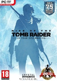 Rise of The Tomb Raider: 20 Year Celebration Artbook Edition PC