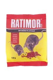 Hiire- ja rotimürk Ratimor viljaterad, 150 g