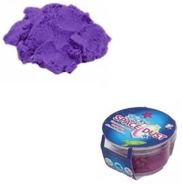 Kinetinis smėlis Keycraft Sticky Space Dust Purple NV215