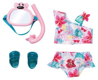 Zapf Creation Baby Born Holiday Deluxe Bikini Set 43cm 829257
