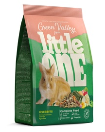 Mealberry Little One Green Valley For Rabbits 750g