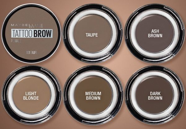 Maybelline Tattoo Brow Pomade 3.5ml 05