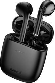 Belaidės ausinės Baseus W04 Pro In-Ear Black