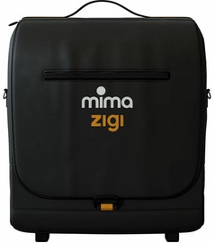 Mima Zigi Travel Bag Black S301-26