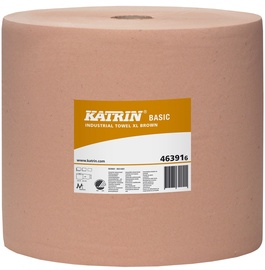 Katrin Saga XL Paper Towel 1000m Brown