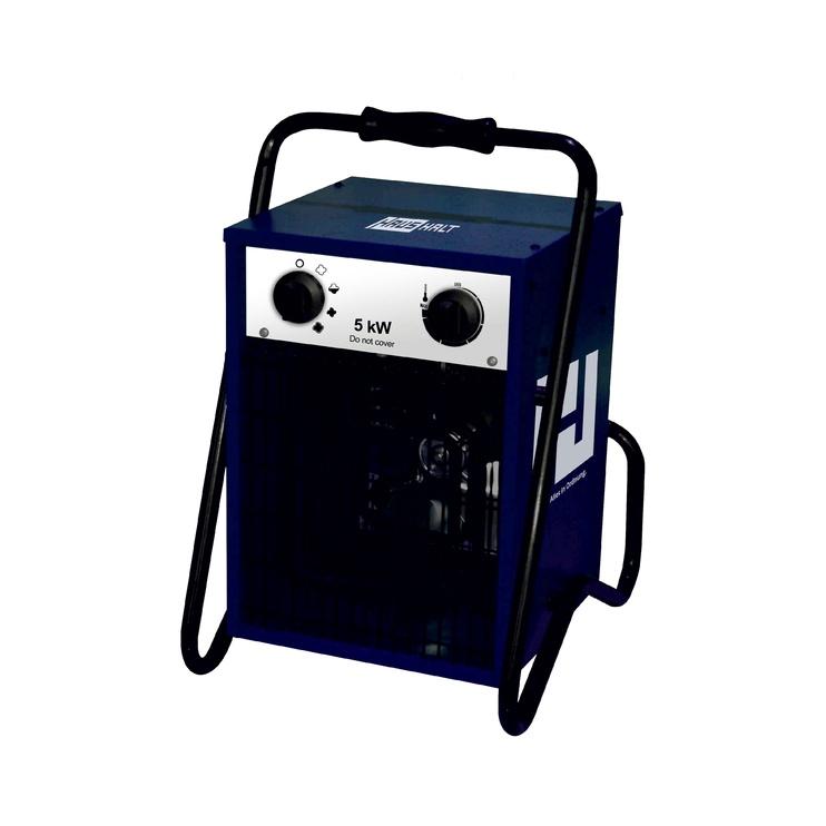 Электрический нагреватель Haushalt IFH02-400B, 5 кВт