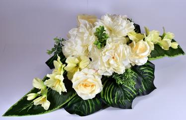 Букет искусственных цветов N3-CR