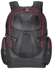 "Asus Backpack 17"" Black"