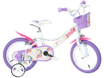 "Bimbo Bike 77324 16"" White Violet"