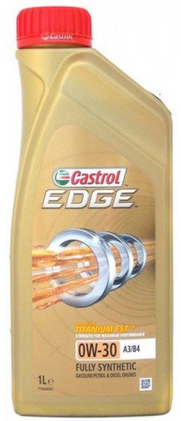 Castrol Edge Titanium FST A3/B4 0W30 Engine Oil 1l
