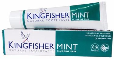 Dantų pasta Kingfisher Mint 100ml Fluoride Free
