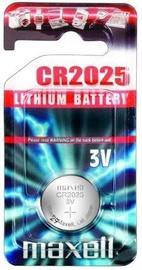 Maxell CR2025 Lithium 3V