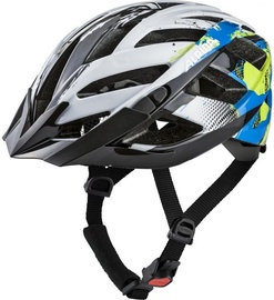 Alpina Sports Panoma 2.0 Helmet White/Blue 56-59cm