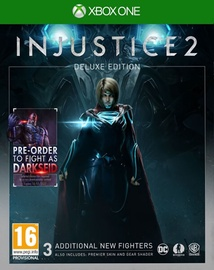 Injustice 2 Deluxe Edition Incl. 3 DLC Fighters Xbox One