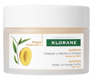 Klorane Mask With Mango Butter 150ml