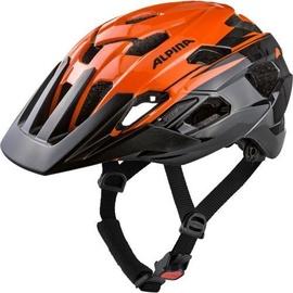 Alpina Sports Anzana Orange/Black 52-57cm