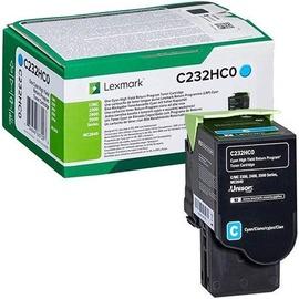 Lexmark Toner Cartridge C232HC0 Cyan