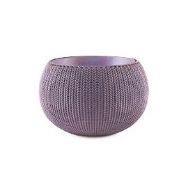Curver Flower Pot Cozy M 231130 Violet