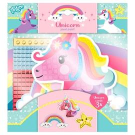 Mozaika Totum Unicorn Pixel Paint 071025