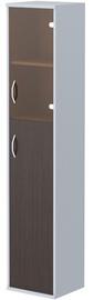 Skyland Imago Office Cabinet SU-1.7 Right Wenge Magic/Mettalic