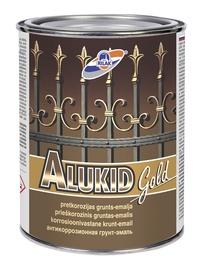 Prieškorozinis gruntas-emalis Rilak Alukid Gold, auksiniai, 0.9 l