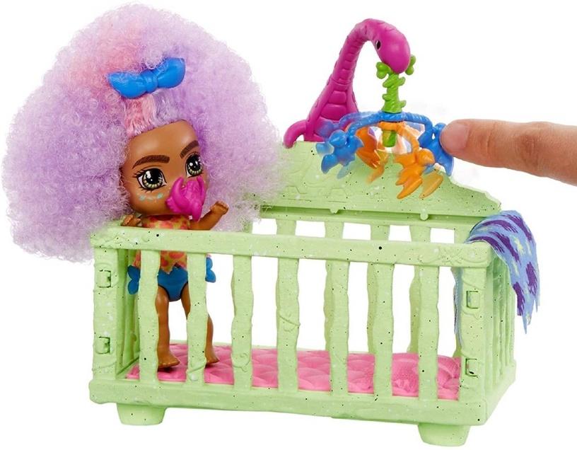 Lelle Mattel Cave Club Fernessa & Furrah Playset