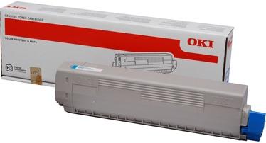 Lazerinio spausdintuvo kasetė Oki 44844615 Cyan