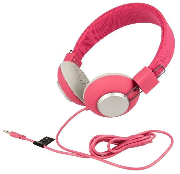 Forever Jelly Headphones Pink