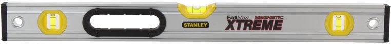 Magnetinis gulsčiukas Stanley FatMax Pro 600mm
