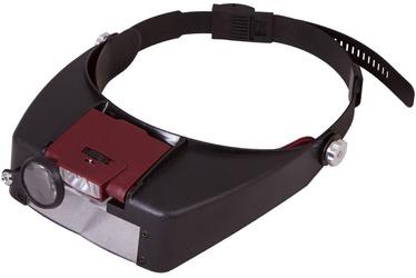 Levenhuk Zeno Vizor H2 Head Magnifier