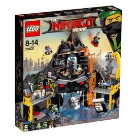Конструктор LEGO Ninjago Garmadon's Volcano Lair 70631 70631, 521 шт.