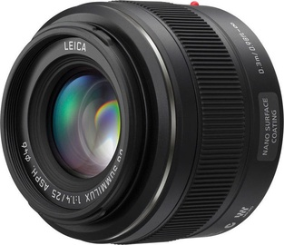 Panasonic Leica DG 25mm f/1.4 Summilux ASPH Black