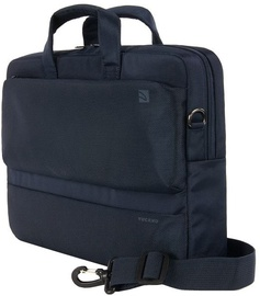"Tucano Dritta Slim Bag for MacBook Pro 15""/17"" / Ultrabook 15"" Blue"