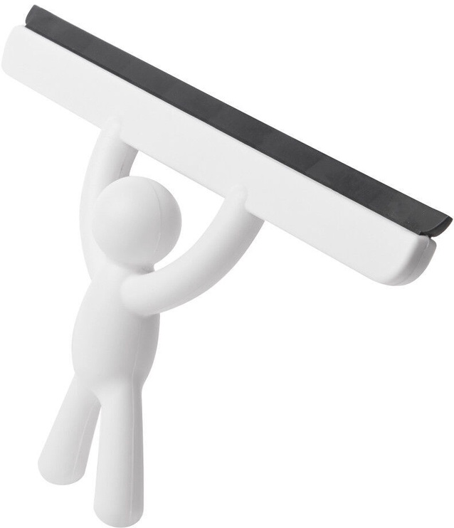 Umbra Buddy Squeegee White