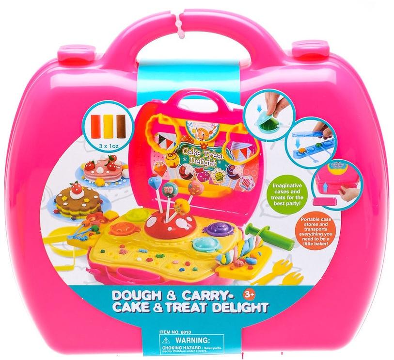 PlayGo Dough & Carry Cake & Treat Delight 8810