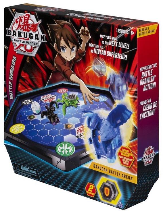 Galda spēle Bakugan Battle Arena