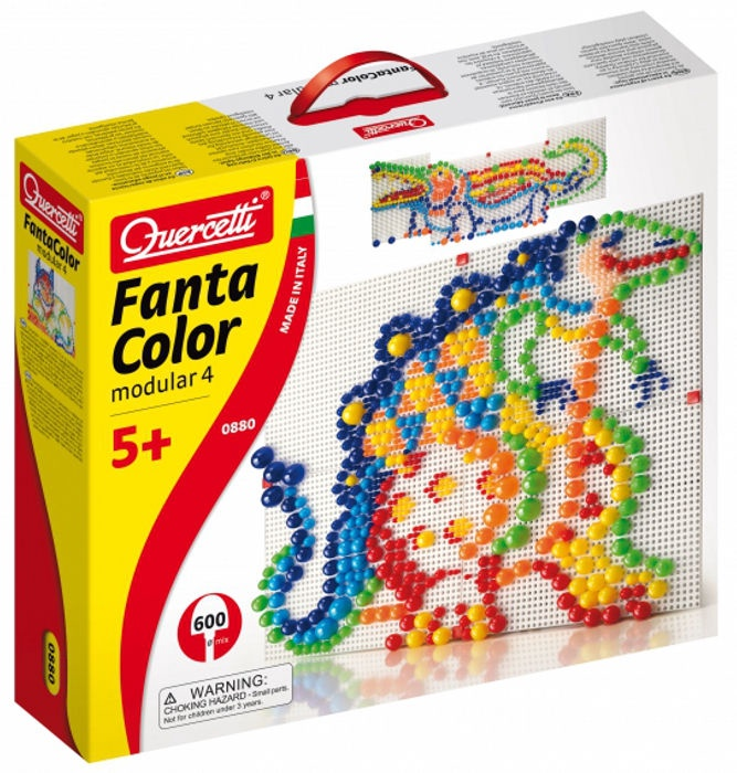 Quercetti FantaColor Modular 4 0880