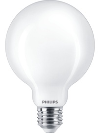 GAISM.D.SP.PHILIPS G93 7W E27 2700K MAT.