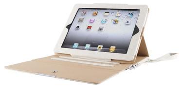 Modecom Case for iPad 2/3 California Chic White