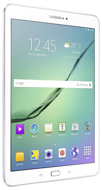 Planšetinis kompiuteris Samsung T813 Galaxy Tab S2 (2016) 9.7 32GB Wi-Fi White