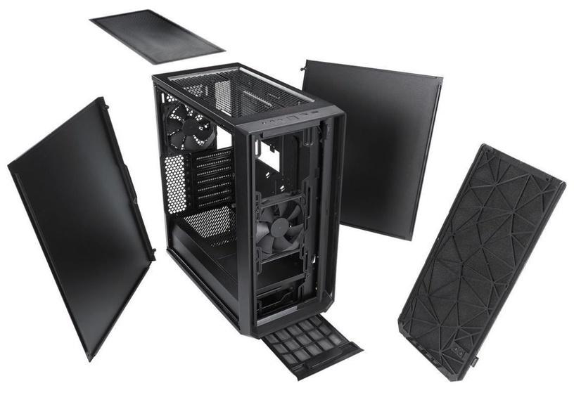 Fractal Design  Meshify C Tower Black