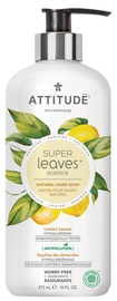 Attitude Hand Soap Gel With Lemon Leaves 473ml
