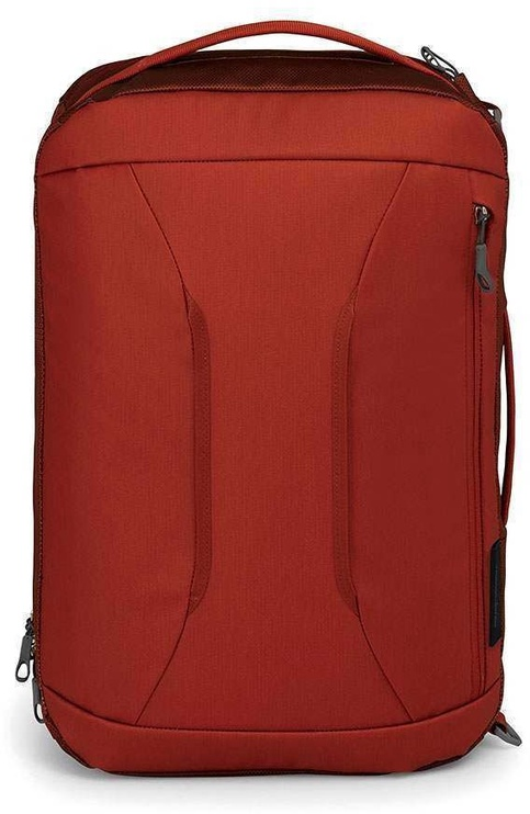 Osprey Transporter Global Carry On 36 Ruffian Red